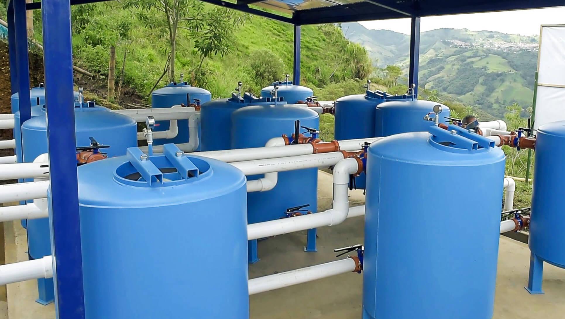 Wakate aporta a la solución del problema histórico del agua en Neira